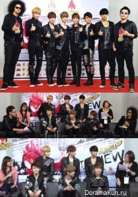 EXO-M - Seed Radio Interview