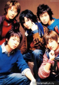 DBSK - Funny tests