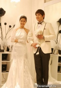 We got Married 1 (Kangin & Lee Yoon Ji)