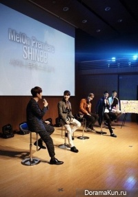 SHINee Melon Music Spoiler