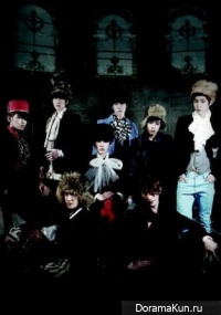 Golden Stage - Super Junior M