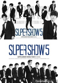 Super Junior Super Show 5