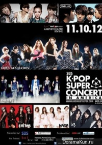 K-POP Super Concert in America 2012
