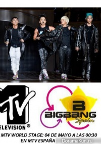 MTV World Stage с Big Bang