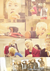 B.A.P - Making of STOP IT