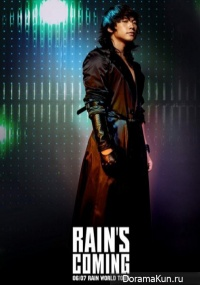 Rain - Coming World Tour in Tokyo Dome