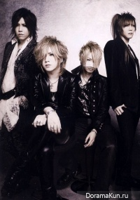 the GazettE on J-MELO 2011