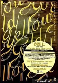 Jin Akanishi - Yellow Gold Tour 3011