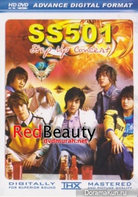 SS501 - Step Up Concert
