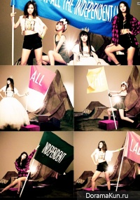 miss A - Making of I don't need a man