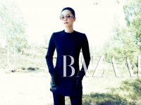 Faye Wong Для Harper's Bazaar (China) 11/2010