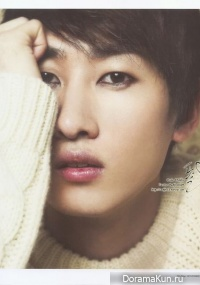 Интервью Eunhyuk (Super Junior) для 10asia (октябрь 2012)