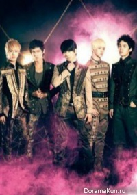 Интервью MBLAQ для японского журнала Music Bank Magazine