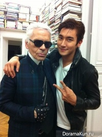 Интервью Si Won (Super Junior) для Vman (14.08.2012)