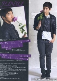 Интервью KIM JUNSU (2PM) для Women's Weekly Magazine (ноябрь 2011)