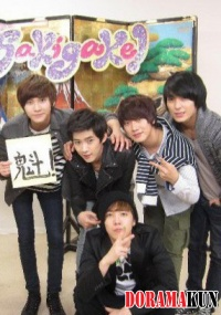 FT Island - Sakigake Ongaku Banzuke EIGHT!