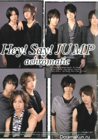 Interview with Hey! Say! JUMP
