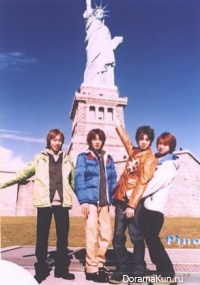 Arashi in New-York