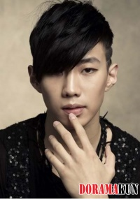 Jay Park in Bus Star