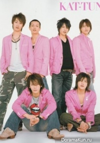 Interview with KAT-TUN