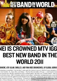Interview with 2NE1 - MTV Iggy