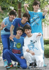 Legend Of SHINee