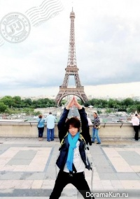 Takaki Yuya, Chinen Yuri (Hey! Say! JUMP) in France