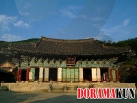 Корея. Храм Сонгванса.