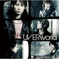 UVERworld - D-tecnolife