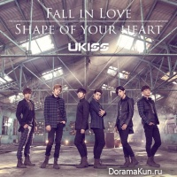 U-Kiss – Fall in Love / Shape of your heart