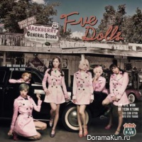 F-ve Dolls – SINCE 1971