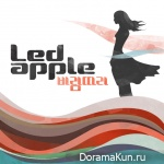 LED Apple – With The Wind