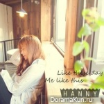 Hanny – Like These Day