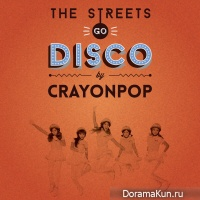 Crayon Pop – The Streets Go Disco