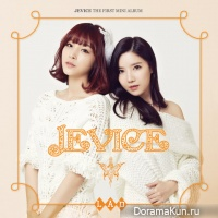 Jevice – The First Mini Album L.A.D