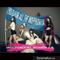 miss A – Independent Women pt.III