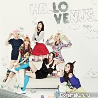 HELLOVENUS – Today, What Are You Doing?