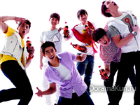 2PM для Coca-Cola Open Happiness