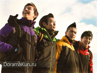 BIGBANG для The North Face