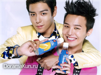 G-Dragon TOP Sunny10 Sparklingade