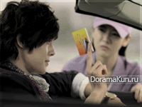 Kim Hyun Joong для Samsung Card CF Why Not