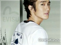 Siwon (Super Junior) для Evisu