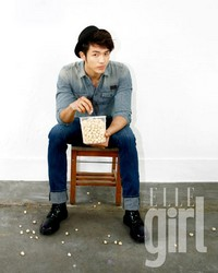 2AM's Seulong для Elle Girl Korea May 2012