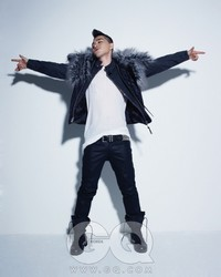 Big Bang's Taeyang для GQ Korea December 2010