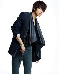 CN Blue's Kang Min Hyuk для Elle Girl Korea June 2012