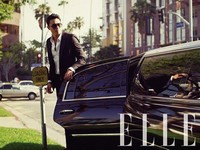 Daniel Henney для Elle Korea June 2012