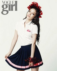KARA's Goo Hara для Vogue Girl Korea 2012