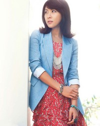 Ha Ji Won для Crocodile Ladies' 2012 Summer Catalog
