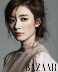 Han Hyo Joo для Harper's Bazaar Korea November 2011