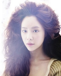 Hwang Jung Eum для Allure Korea June 2012